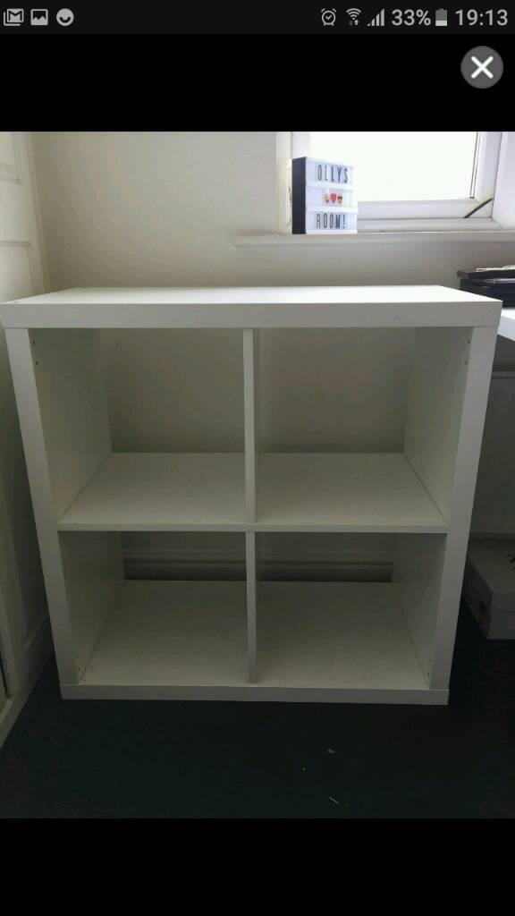 Ikea kallax unit