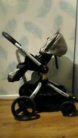 Mothercare Spin pram, pushchair, stroller, buggy