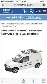 Vw caddy roof rack modular