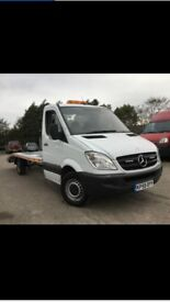 Mercedes sprinter recovery truck 2009 px car