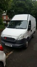 Iveco daily mwb High top 2012