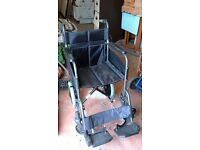 wheel chair 'Aidapt' vgc
