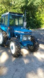 FORD 4610 4W/D