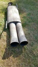 Exhuste tail pipe good condition