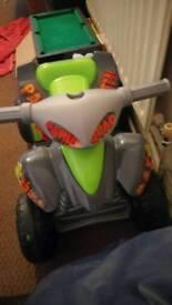 Toddler Squad bike