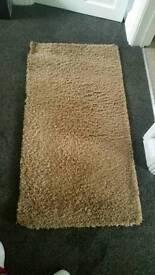 Rug -medium brown