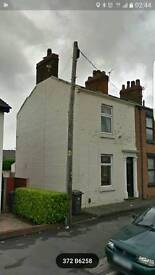 2 bed house to let. Station Rd Bamber Bridge
