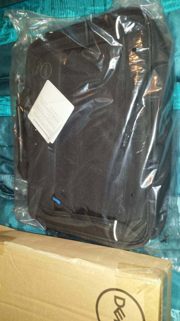 Dell professional briefcase 14 - laptop bag. Brand new, boxed.
