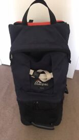 * reduces price* Baby/toddler backpack carrier