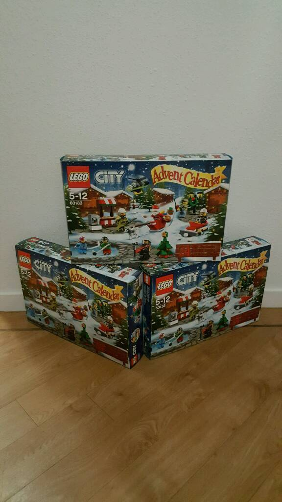 Lego advent calendar