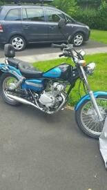 Honda Rebel 125cc