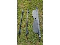 Ford mondeo parcel shelf and Thule roof bars