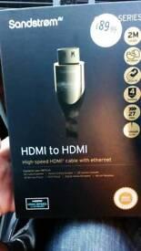 Sandstorm gold series HDMI