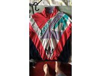 Adidas retro jacket, size Large mens
