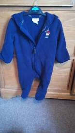 RalphLauren infant all in one