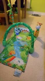 Fisher price activity/play mat