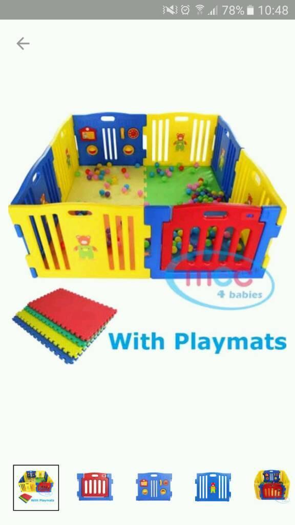 Kids Playpen