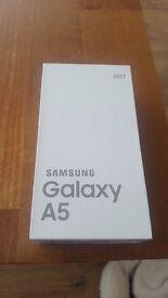 Samsung Galaxy A5 32gb unlocked 2017 New