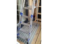 Step ladder with platform only £15 ovno