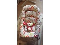 Baby Bounce Good Condition Hardly Used