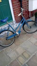 Girl small bike 20, wheel 1964 gwo vgc super buy ride away