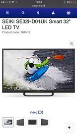 Smart 32 inch seiki tv