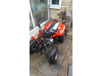 Honda trx 90 project 50cc quad spares or repair
