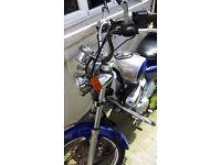 125 motorbike sym
