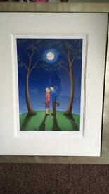 Paul Horton limited edition print