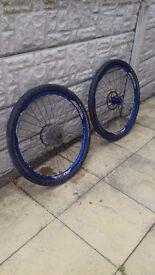 Halo mountain bike wheels 27.5/650b