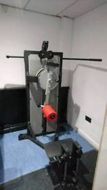 Commercial gym equipment exercise machine