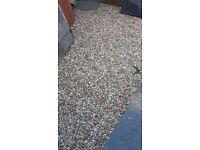 Garden gravel/stones