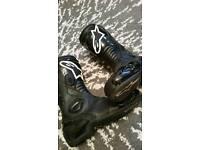 Alpinestars smx 5 waterproof boots size 43
