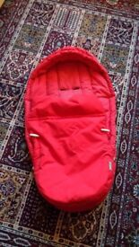 Red Stokke Scoot Softbag