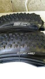27.5 Schwalbe tyres