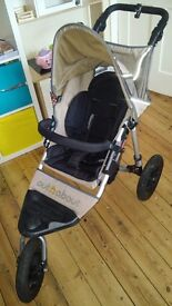 Out'n'About Nipper 360 Single Pushchair