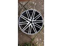 22 inch range rover wheels
