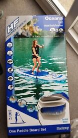 Bestway Hydro-Force Oceana Inflatable SUP Stand Up Paddle board Set -