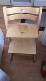 Wooden Breezi Chair