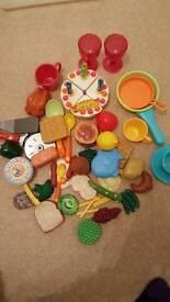 Children's play food