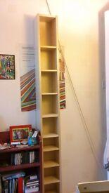 Ikea GNEDBY CD shelves - Birch veneer