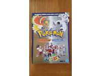 Pokemon Heart Gold/Soul Silver Official Guide Volume 1