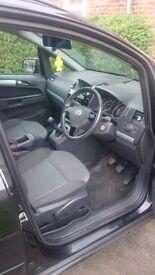 Vauxhall Zafira eco flex