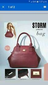 Brand new storm london cabin tote bag