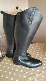 Dublin Leather Riding Boots 8