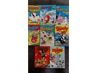 70s children's annuals