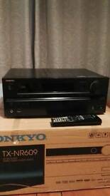 Onkyo TX-NR609 cinema amplifier