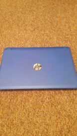 "HP 15.6"" Blue Laptop"