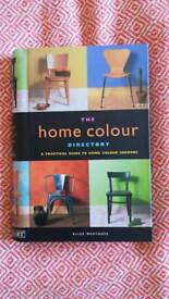 The Home Colour Directory: A Practical Guide to Using Colour Indoors [Book]