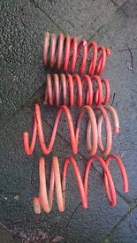 Honda Civic Type R EP3 set of uprated sport springs